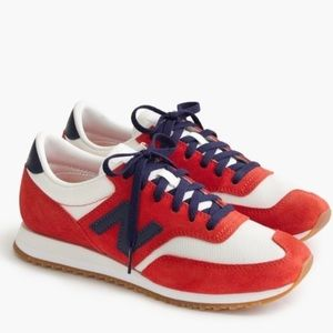 MOVING SALE NWOT New Balance JCrew 620 sneakers